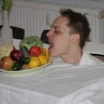 """""""I eat you"""" (Adrian Zwicker)"""