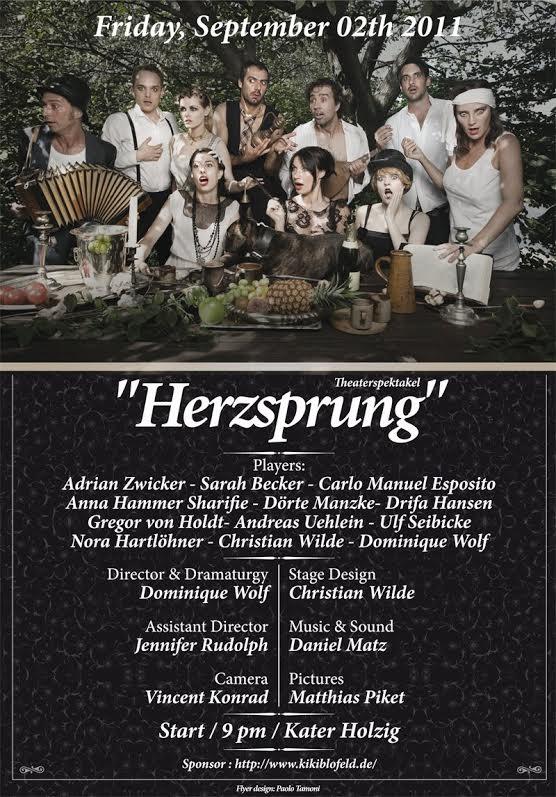 Flyer Herzsprung